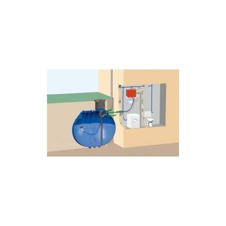 Sygnalizator napełnienia zbiornika GM-S II