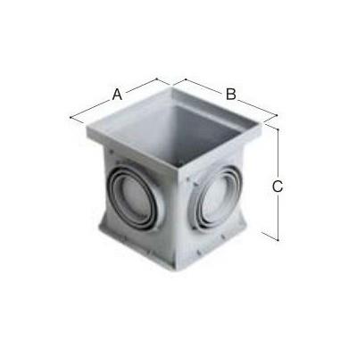 Fot. produktu: Studzienka ściekowa 300x300 mm