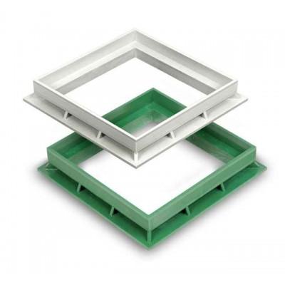Fot. produktu: Ramka do pokrywy lub kratki 300x300