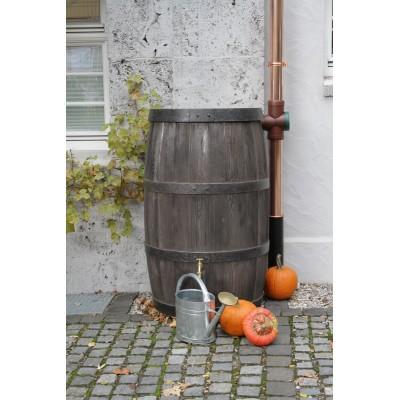 Burgund 500 l, ciemny brąz