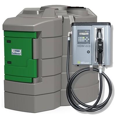 Zbiornik na paliwo Fuelmaster 5000L z dystrybutorem samoobsługowym HORN HDM