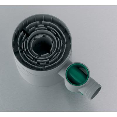 Zbieracz wody deszczowej z filtrem i zaworem