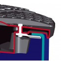 Pokrywa TwinCover z poborem - wersja dla ruchu pieszego