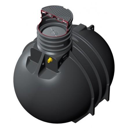 Zbiornik na wodę pitną 7600L