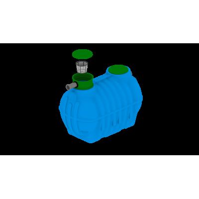 Zbiornik BOLT na deszczówkę