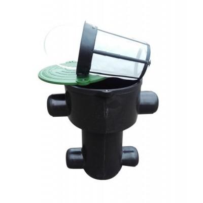 Podziemny filtr wody deszczowej Hydromil