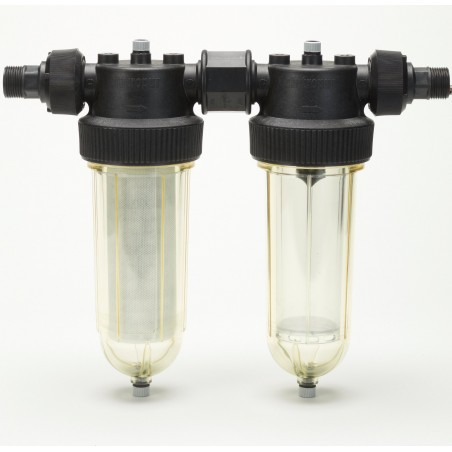 Filtr mechaniczny Cintropur NW 25 DUO-CTN